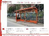 bus shelter ASTER